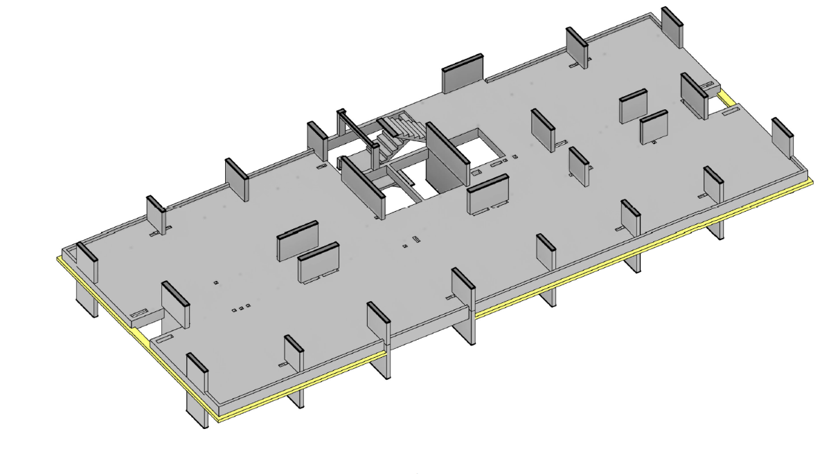 Vitrali Moema - 3D do Pavimento Tipo
