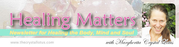 Healing Matters email banner