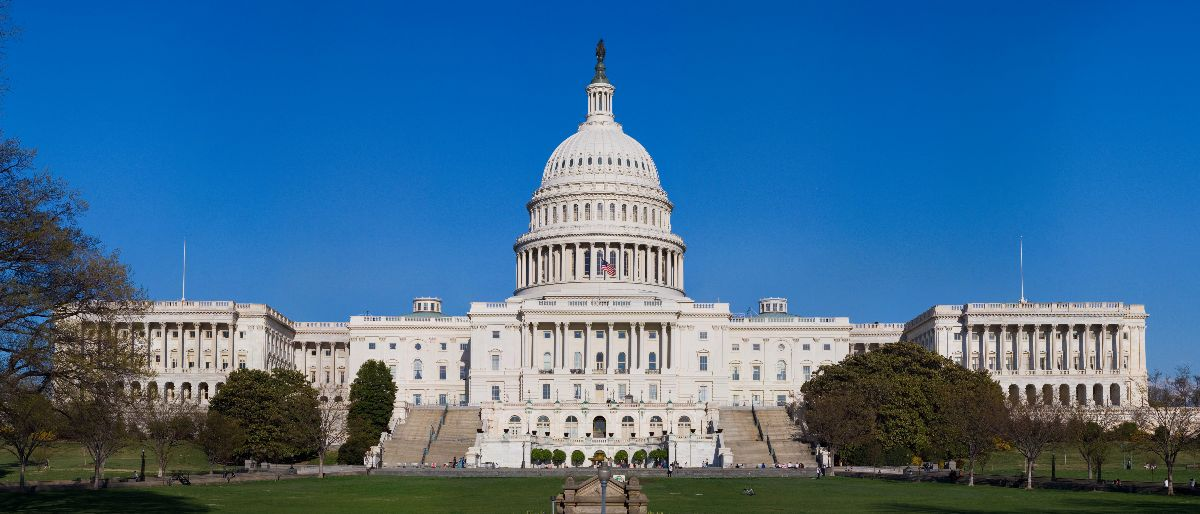 United States Capitol (Noclip / Wikimedia Commons)