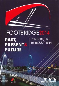 Proceedings of Footbridge 2014