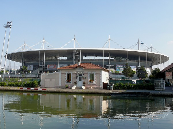 Stade de France, Paris (photo: Jacques Mossot)