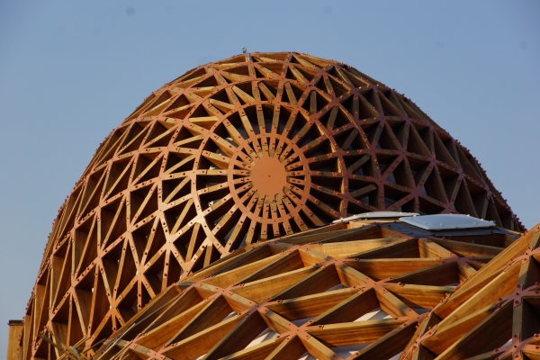 Bauwerke der EXPO 2015 (09/2015)