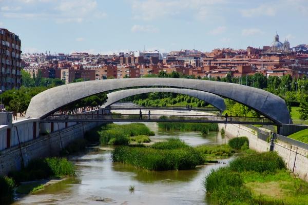 Entdecken Sie die Vielfalt von Fußgängerbrücken in Structurae