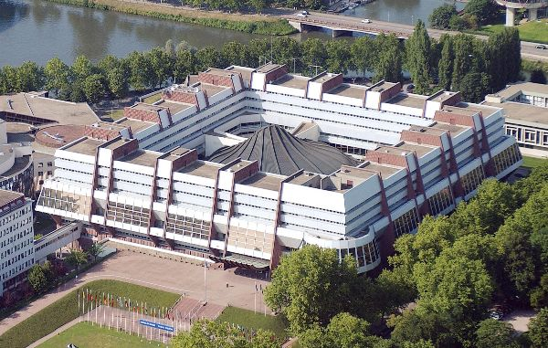 Palace of Europe (C) Council of Europe