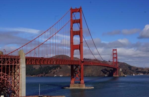 Golden-Gate-Brücke (Foto: Nicolas Janberg)