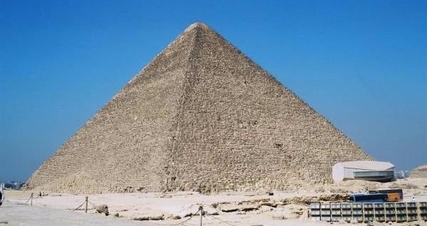 Pyramid of Cheops (Foto: Nicolas Janberg)