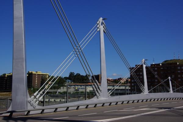 Frank Gehry Bridge, Bilbao (photo: Nicolas Janberg)