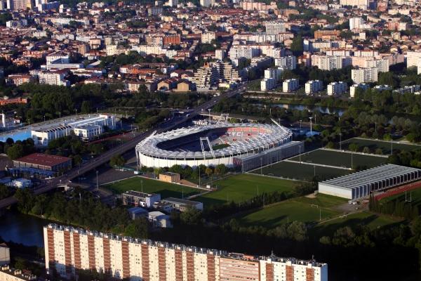 Stadium Municipal, Toulouse (photo:  Caroline Léna Becker / Wikimedia Commons, CC-BY 3.0)