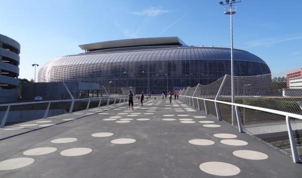 Stade Pierre-Mauroy, Lille (Foto: Liondartois / Wikimedia Commons, CC-BY-SA 4.0)