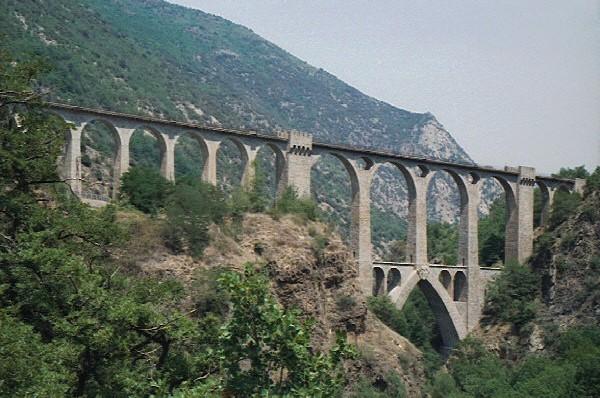 Viadukt Fontpédrouse (Foto: Philippe Bouret)