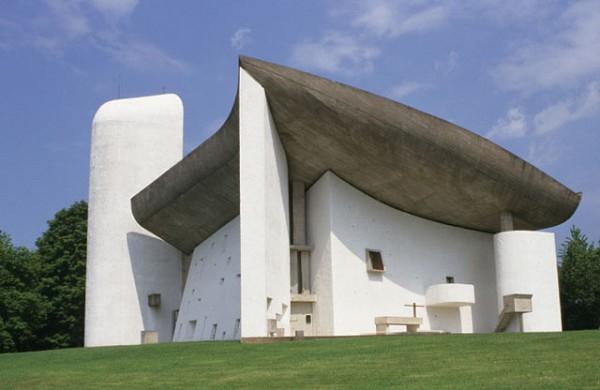 Eglise Notre-Dame du Haut (Foto: Yoshito Isono)