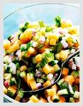 Melon Salsa Image