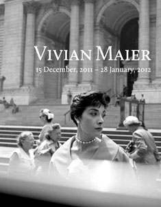 Exhibition: Vivian Maier - Photographs from the Maloof Collection