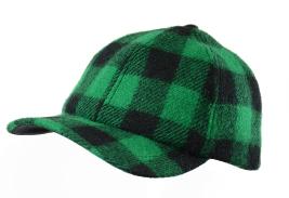 BUFFALO CHECK BALL CAP