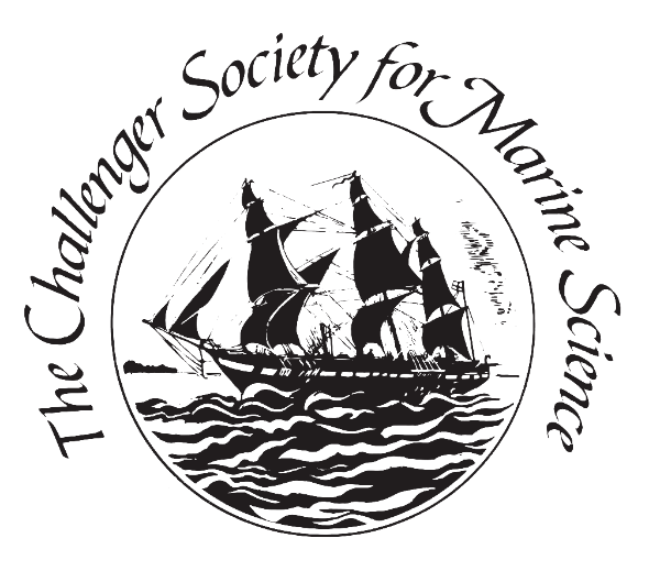 The Challenger Society for Marine Science logo and link to website