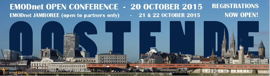 Emodnet conference logo