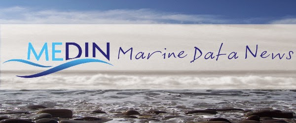 MEDIN Marine Data News logo