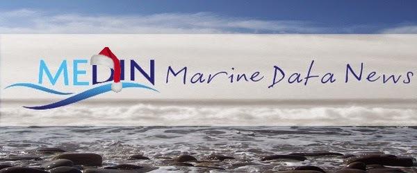MEDIN Marine Data News logo