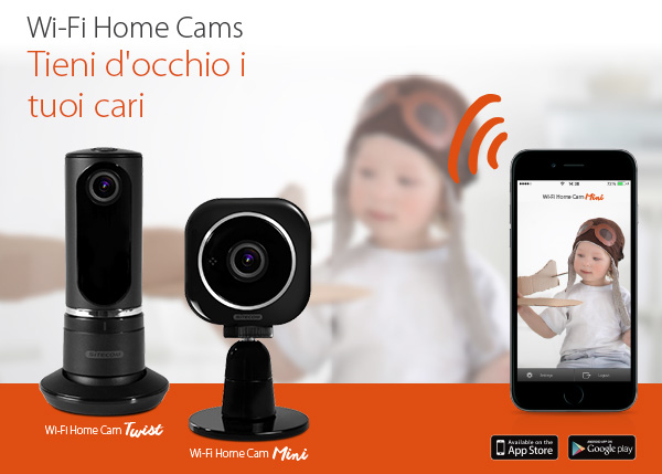 Wi-Fi Home Cams