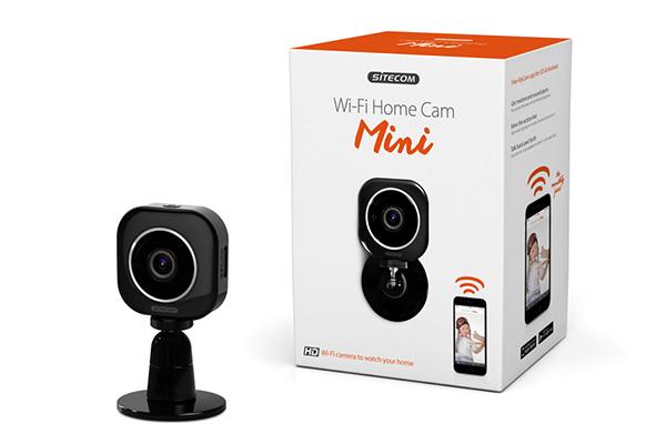 Wi-Fi Home Cam - WLC-1000