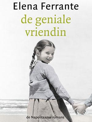 Cover De geniale vriendin