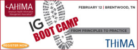 Information Governance Boot Camp