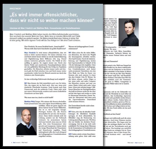 Asscompact - Interview mit Friedrich & Weik