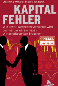 Friedrich & Weik - Buchcover Kapitalfehler