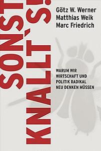 Friedrich & Weik - Buchcover Sonst knallt's