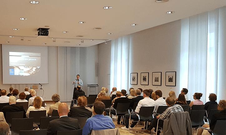 Friedrich & Weik Wertefonds - Kundenveranstaltung - Robert Vitye