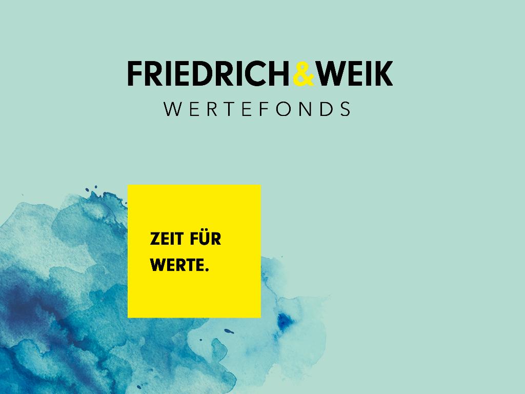 Thomas Hellener - Vorstellung des Friedrich & Weik Wertefonds - Video-Teaserbild