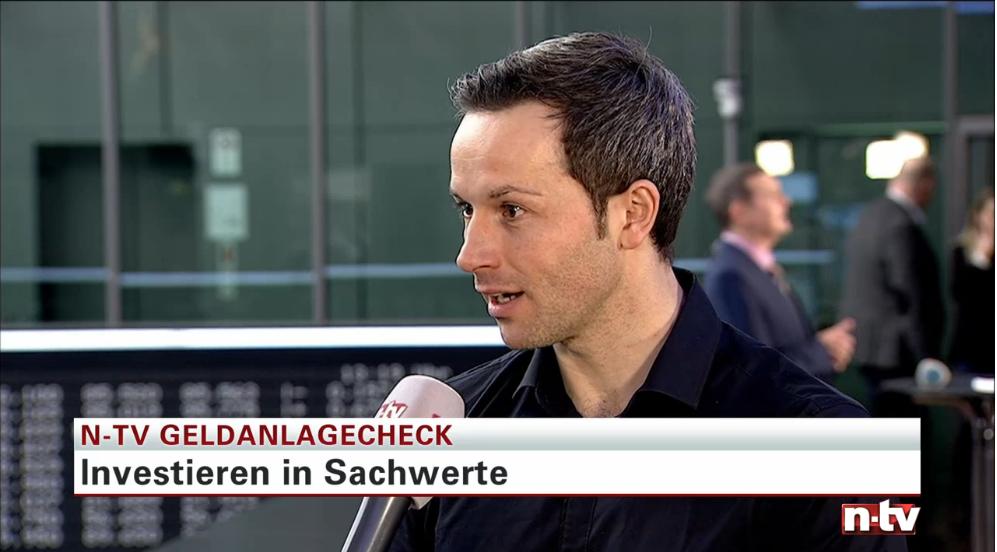 Marc Friedrich bei n-tv