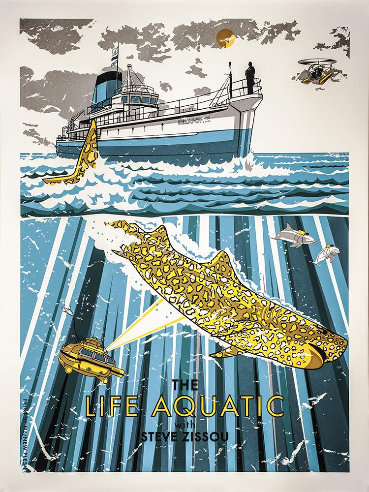 The Life Aquatic by N.E.