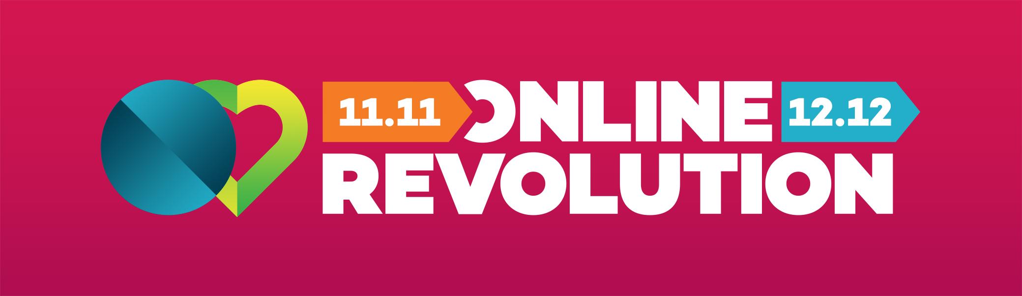 Lazada Online Revolution 2016 Banner