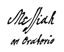Messiah - title page