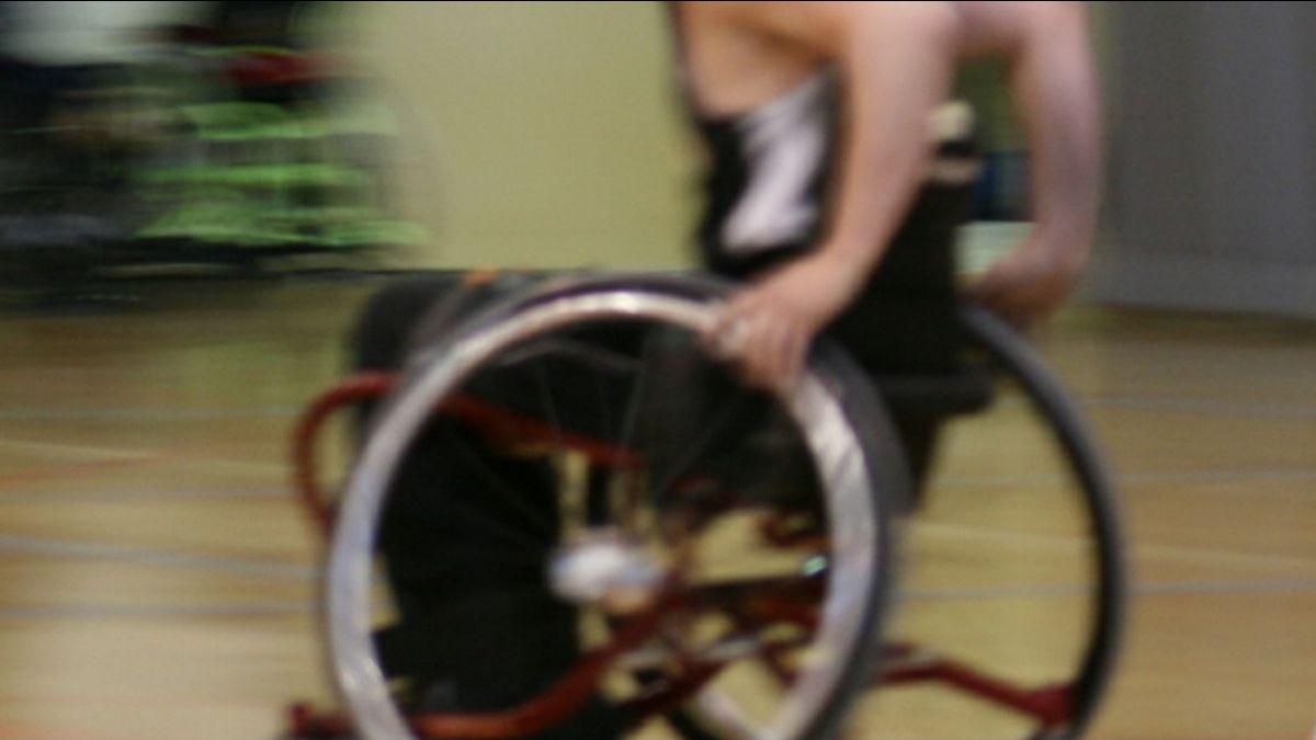 Residents' stories: Wheelchair basketball ace Macauley
