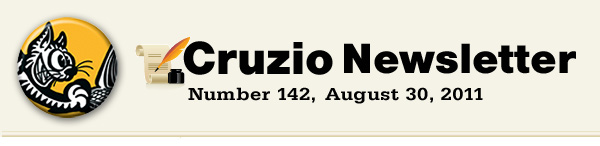 Cruzio Newsletter #142, August 30th, 2011