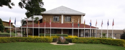 Picture of the RVA administration building