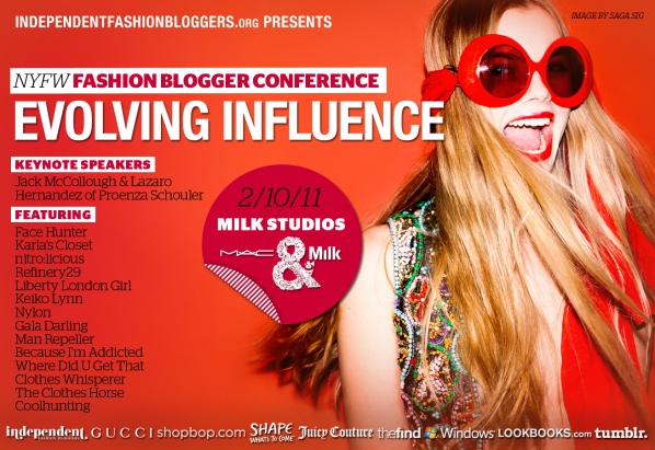 Evolving Influence Blogger Conference