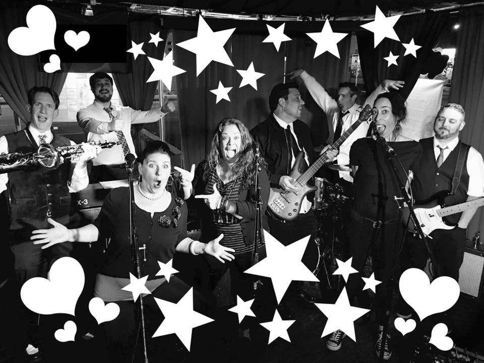 Ms. Maura & The Misters, Ms. Maura, Maura MB, Maura Murphy-Barrosse, Los Angeles, Indie Music, funky vintage indie soul