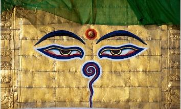 Swayanbhunath in Buddha Jayanti