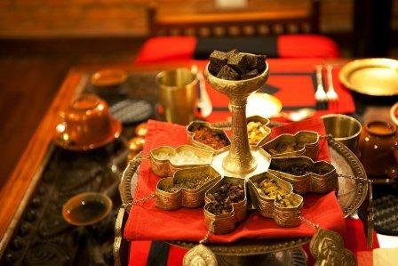 Krishnarpan dinner by itreknepal