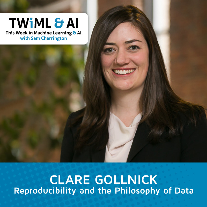 Podcast: Reproducibility and the Philosophy of Data with Clare Gollnick