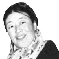 Foto van Tibetaanse politieke gevangene Lhamo Kyab