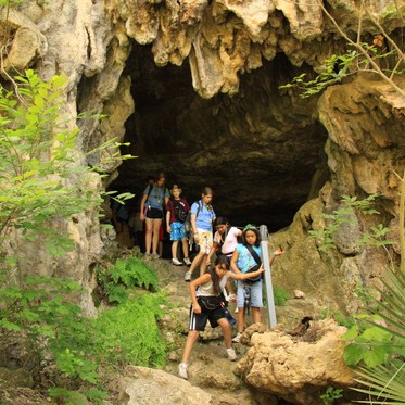Westcave Cave