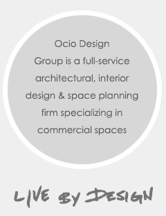 Live By Design: Ocio Design Group
