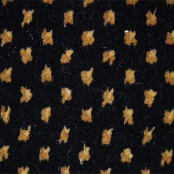 WEAVE TUFT COLLECTION-Henley-black