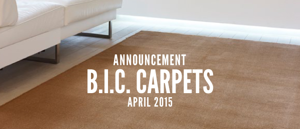 Ulster Carpet Inventory updates