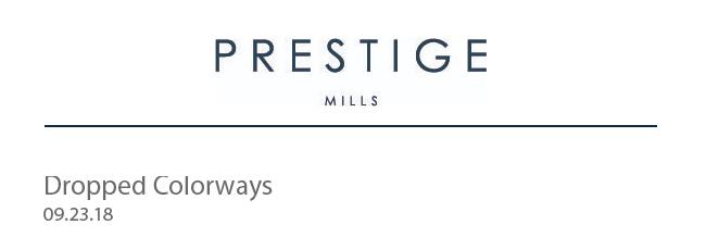 Prestige Mills Drop Banner