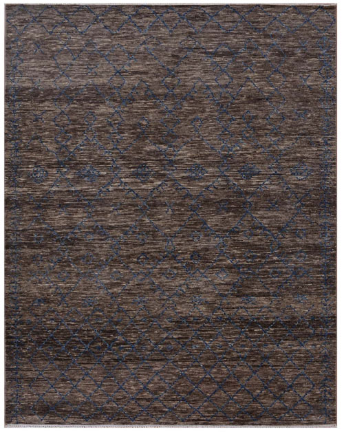 Hereford-Imports-Affinity-brown-navy-area rug